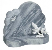 RL558 - Dove Grey Marble