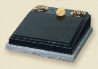 RL620 - Indian Ebony Black Granite